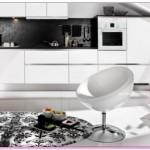 Beyaz Mutfak Modelleri 2016