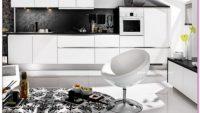 Mutfak Dizaynında Beyaz Renk Kullanımı