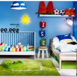 Çocuk Odası 2016 Dekorasyon Örnekleri