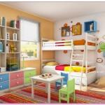 Çocuk Odası Dekorasyon Örnekleri 2016