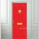 Kapı Stickerları