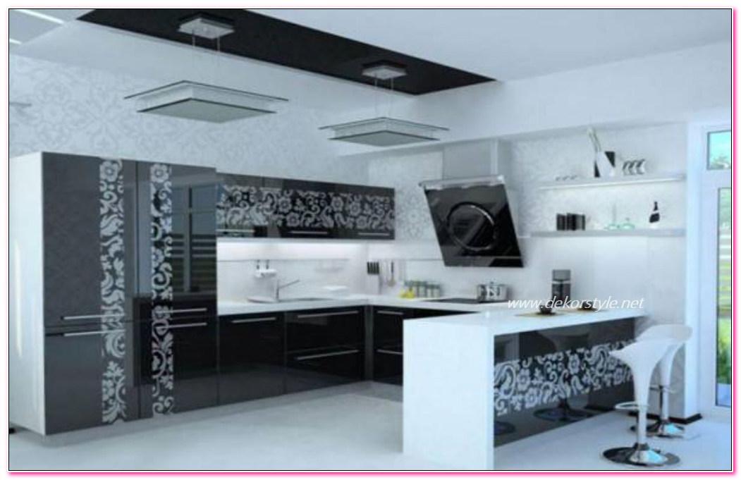 Mutfak Dolapları Desenleri