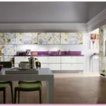 Mutfak Dolapları Desenli 2020 Modelleri