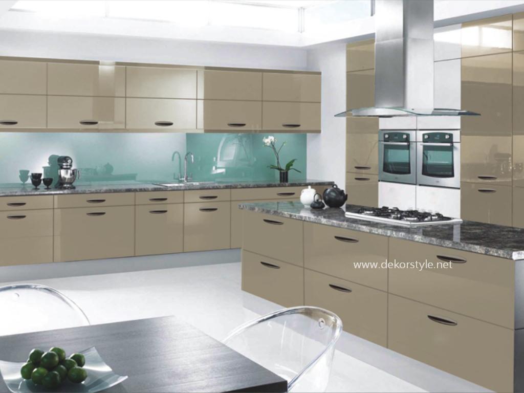 2016 Modern Ankastre Mutfak Modelleri Dekorstyle