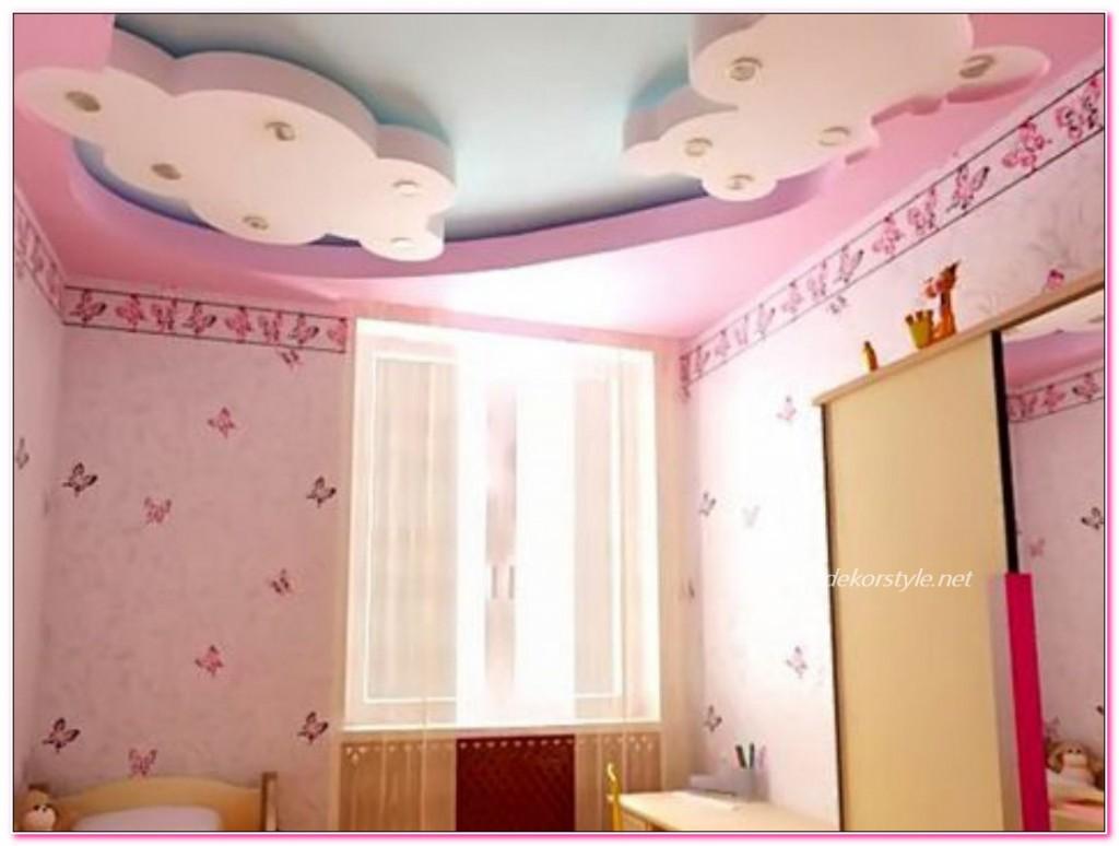 bebek odası asma tavan