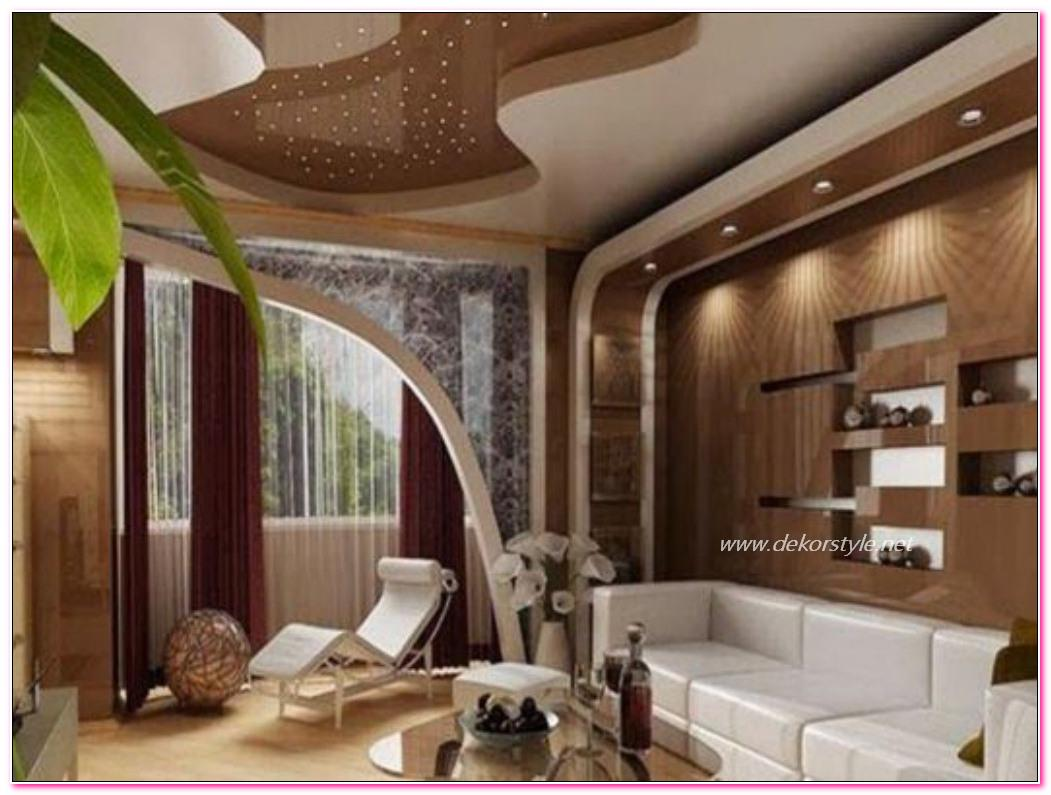 Dekoratif Asma Tavan Sistemleri