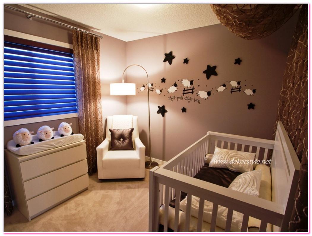 3 Adımda Bebek Odası Dekorasyon Fikirleri
