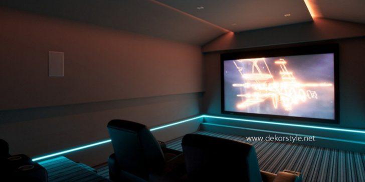 Ev Dekorasyonunda Yeni Trend; Sinema Odaları