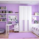 Dekorasyonda Mor ve Lila Renk Kullanımı Hakkında Bilgiler
