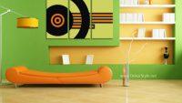 Yeşil Rengin Ev Dekorasyonunda Kullanımı
