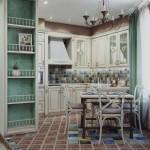 Retro Mutfak Tasarımı