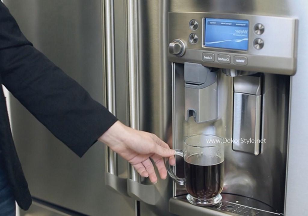 Akıllı Mutfak Ürünleri Otomatik Kahve Yapma Makinesi