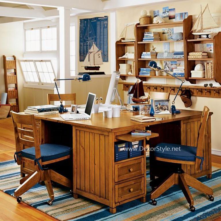 Evlerinizdeki Çalışma Noktaları Home Ofis Fikirleri