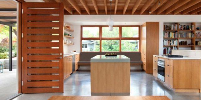 Farklı Döşemelerle Şık Mutfak Tasarım Fikirleri