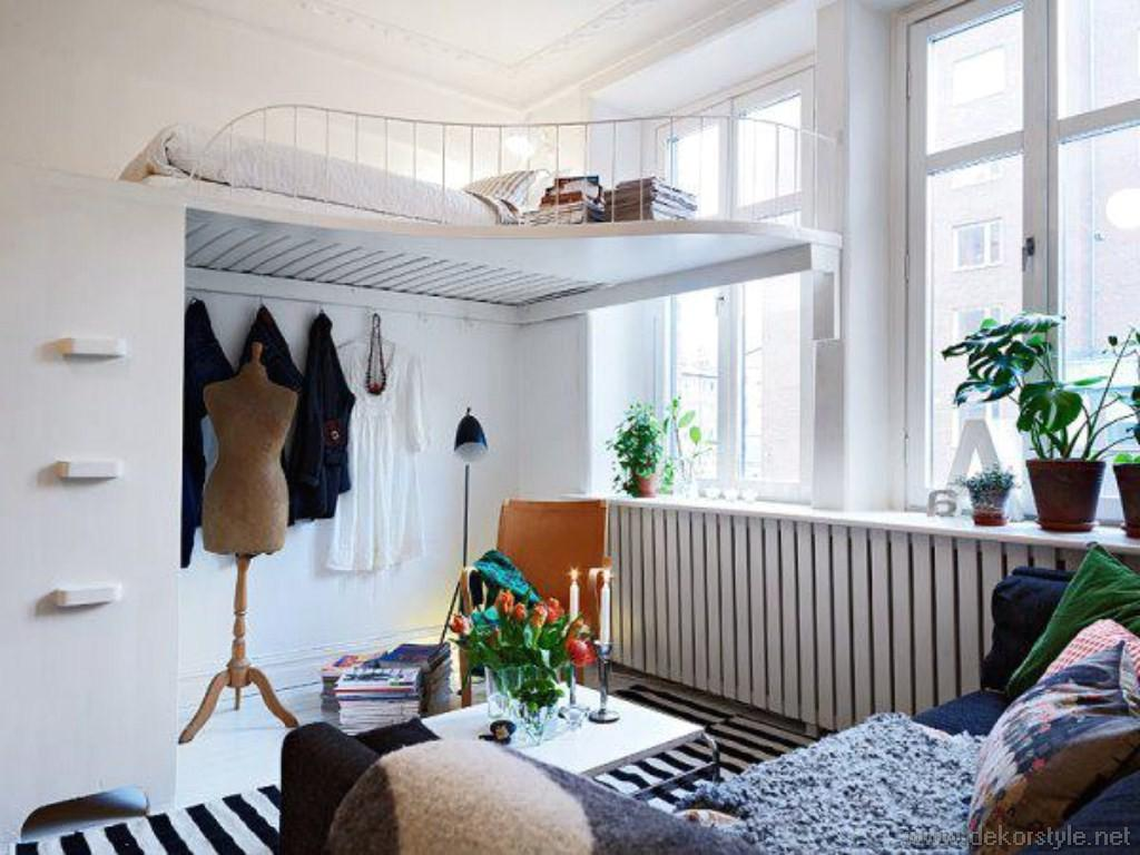 Küçük Yatak Odaları Çözümler