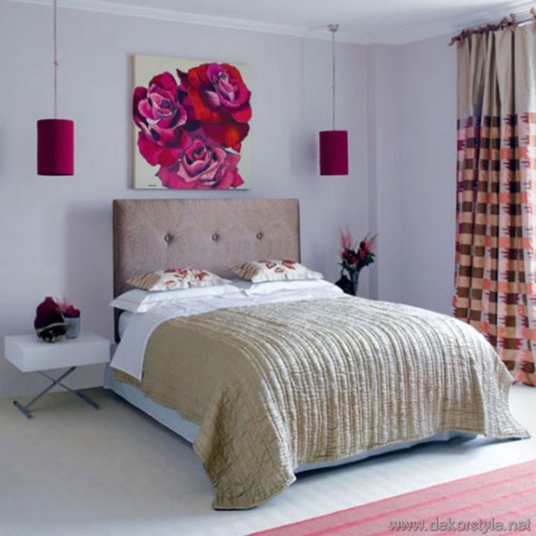 Küçük Yatak Odaları Dekorasyonu Örnekleri