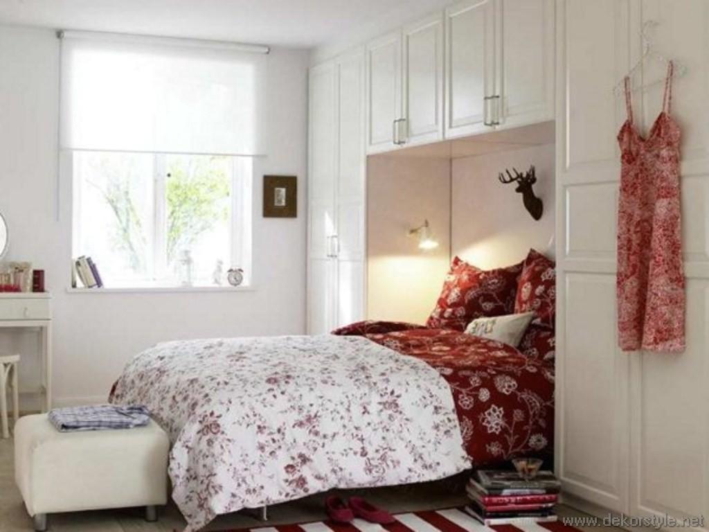 Küçük Yatak Odaları için Öneriler
