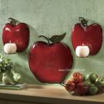 Şirin Mutfak Eşyaları Elma Süsü