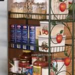 Şirin Mutfak Eşyaları Meyve Sebze Rafları