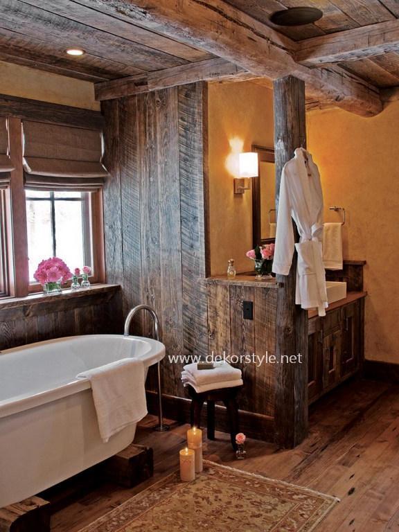 Banyo Tasarım ve Dekorasyon Fikirleri