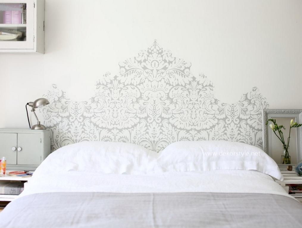 Duvar Kağıdı Yatak Bağlığı