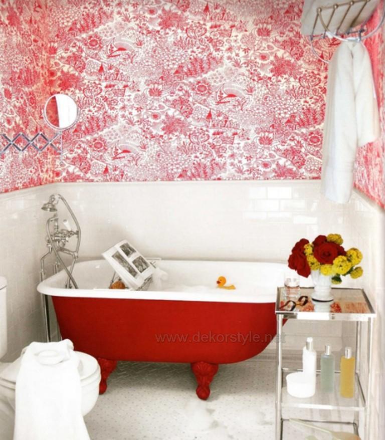 Avrupa Tipi Klasik Banyo