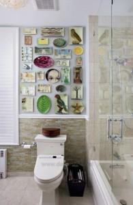 Banyolara Sanatsal Dekor