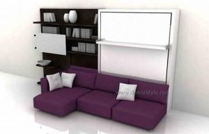 Çok amaçlı mobilya ve kanepe dolap