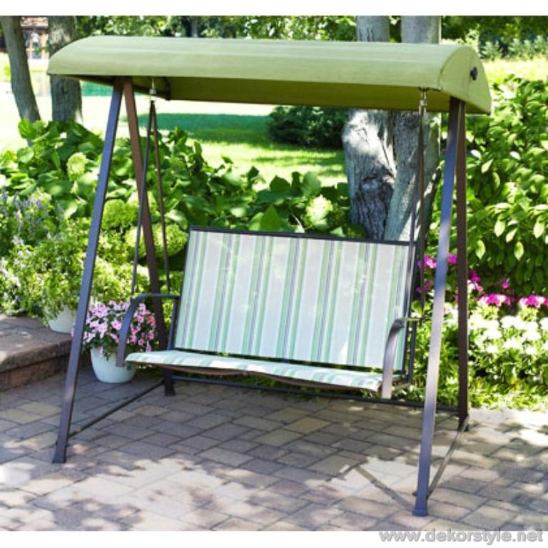 Mainstays swing bahçe salıncağı