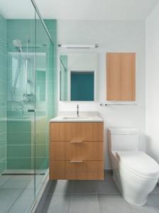 Ufak Banyo Dekorasyonu