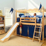 Erkek Çocuk Odası Ranza Modeli