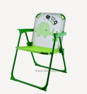 Koçtaş Çocuk Yeşil Sandalye Fil Figürlü Modelleri