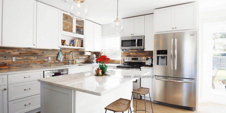 Mutfağınızı Yenilemenin Farklı Yolları 2016