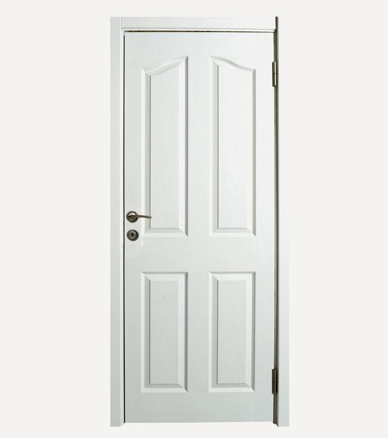 Aspendos Panel Kapı Beyaz 10x77x201 cm 220TL