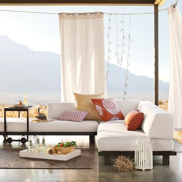 balkon teras bah e dekoru dekorstyle. Black Bedroom Furniture Sets. Home Design Ideas