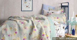 Choroma 2017 Yataş Enza Yatak Örtüsü