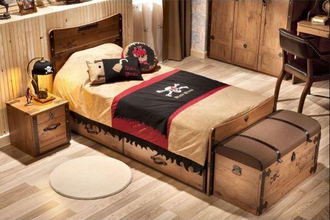 Çilek Pirate Çocuk Odası