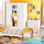 Çilek Sarı Renk Genç Odası 2017