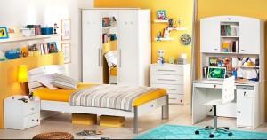 Çilek Sarı Renk Genç Odası 2016