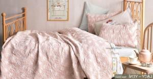Lacy 2017 Yataş Enza Yatak Örtüsü