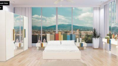 Rapsodi Mobilya  Yatak Odası Modelleri