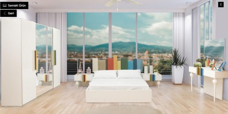 Rapsodi Mobilya 2016 Yatak Odası Modelleri
