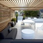 Teras bahçe fikirleri 2016