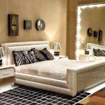 Aynalı Yatak Odası Dekorasyonu