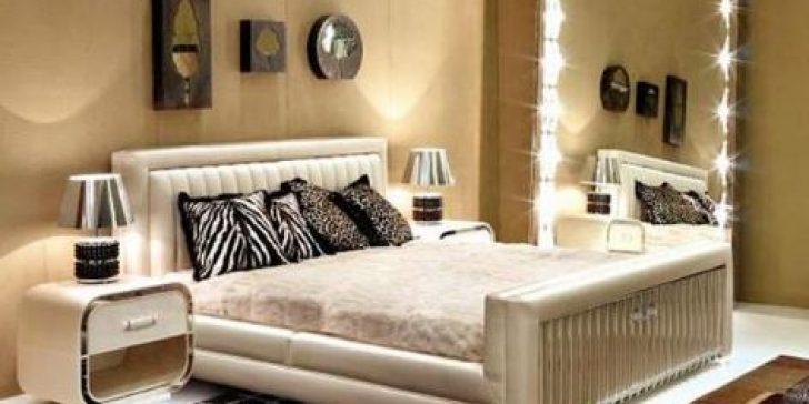 Yatak Odası Dekorasyonlarında Ayna Kullanımı