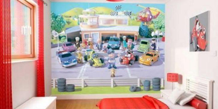 Uygulayabileceğiniz Çocuk Odası Duvar Kağıdı Fikirleri