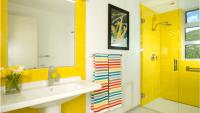 Banyolar İçin Renkli Dekorasyon Önerileri