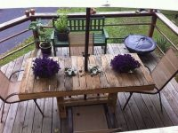 Balkon Masaları 2016