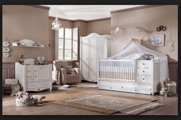 Çilek Bebek Odası 2016