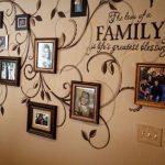 Fotograflı duvar dekorasyonu